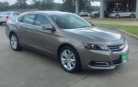 2018 Chevrolet Impala for sale in Carthage, TX