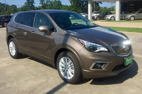 2017 Buick Envision for sale in Carthage, TX