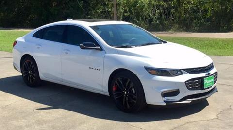 2018 Chevrolet Malibu for sale in Carthage TX