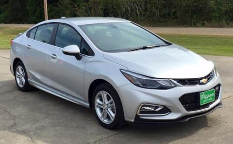 2018 Chevrolet Cruze for sale in Carthage, TX