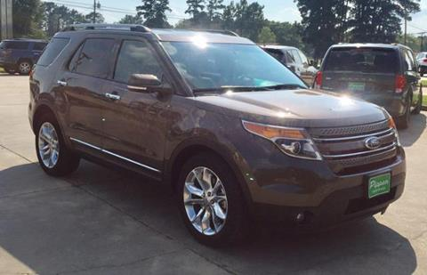 2015 Ford Explorer for sale in Carthage TX