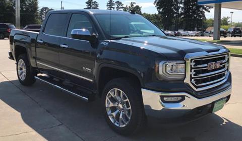2018 GMC Sierra 1500 for sale in Carthage, TX