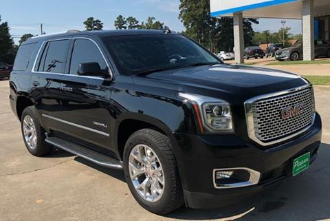2015 GMC Yukon for sale in Carthage TX
