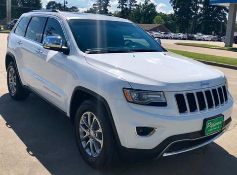 2014 Jeep Grand Cherokee for sale in Carthage TX