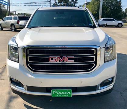 2015 GMC Yukon XL for sale in Carthage, TX