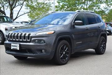 2016 Jeep Cherokee for sale in Longmont, CO