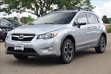 2014 Subaru XV Crosstrek for sale in Longmont, CO