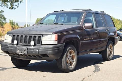 1996 Jeep Grand Cherokee for sale in Longmont, CO