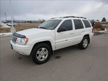2001 Jeep Grand Cherokee for sale in Longmont, CO