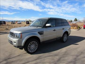 2010 Land Rover Range Rover Sport for sale in Longmont, CO