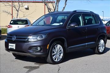 2016 Volkswagen Tiguan for sale in Longmont, CO