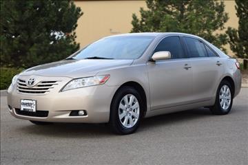 2007 Toyota Camry for sale in Longmont, CO