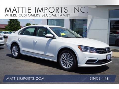 2017 Volkswagen Passat for sale in Fall River, MA