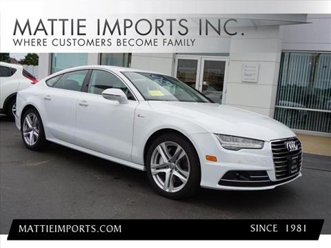 2018 Audi A7 for sale in Fall River, MA