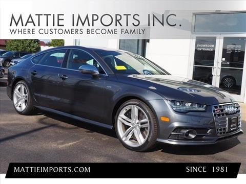 2018 Audi S7 for sale in Fall River, MA