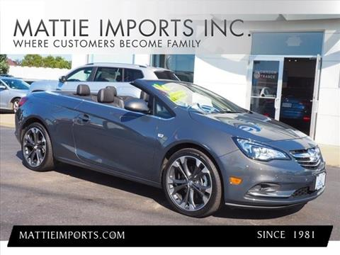 2016 Buick Cascada for sale in Fall River, MA