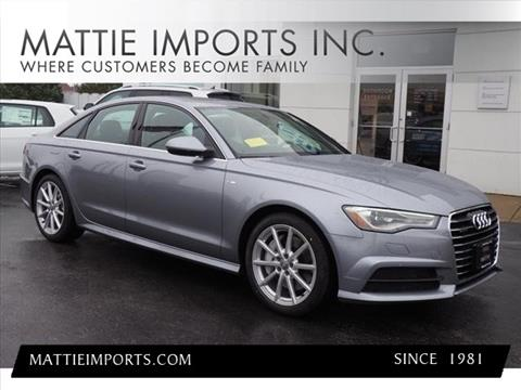 2018 Audi A6 for sale in Fall River, MA