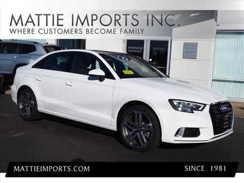 2018 Audi A3 for sale in Fall River, MA