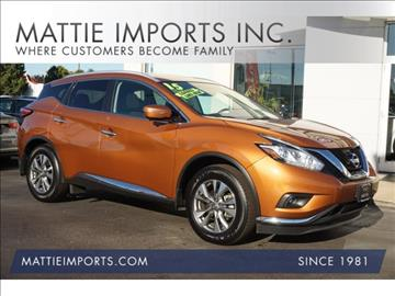 2015 Nissan Murano for sale in Fall River, MA