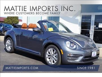 2017 Volkswagen Beetle for sale in Fall River, MA