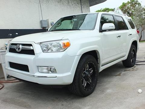 2013 Toyota 4Runner for sale in Miami, FL
