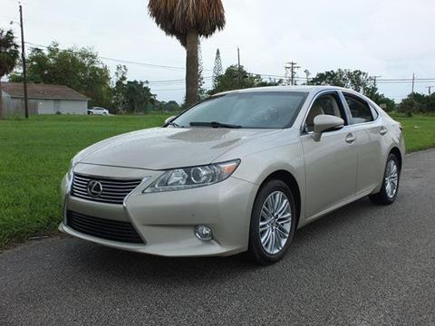 2013 Lexus ES 350 for sale in Miami, FL