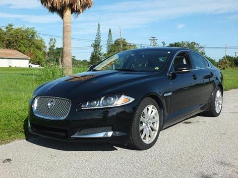 2012 Jaguar XF for sale in Miami, FL