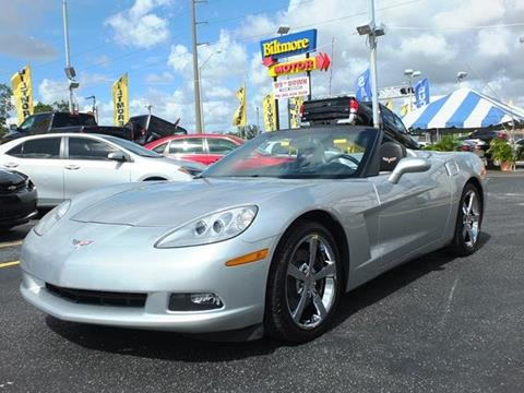 2010 Chevrolet Corvette for sale in Miami, FL