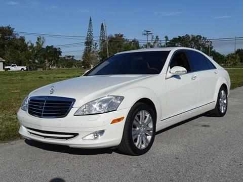 2009 mercedes benz s class for sale in florida for Mercedes benz for sale miami