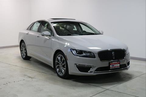 2019 Lincoln MKZ for sale in Lincoln, IL