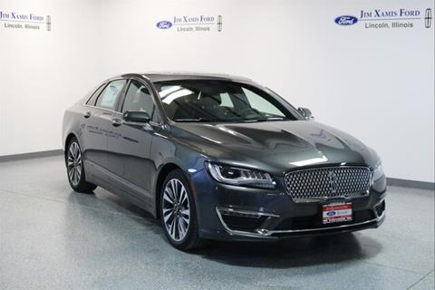 2019 Lincoln MKZ Hybrid for sale in Lincoln, IL