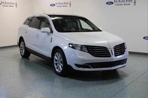 2019 Lincoln MKT for sale in Lincoln, IL
