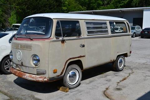 1970 Volkswagen Bus for sale in Knoxville, TN