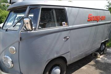 1963 Volkswagen Bus for sale in Knoxville, TN