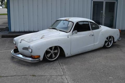 1972 Volkswagen Karmann Ghia for sale in Knoxville, TN