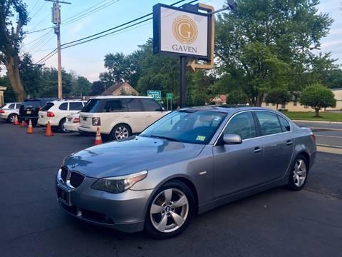 2007 BMW 5 Series for sale in Kenvil, NJ