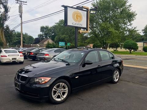 2008 BMW 3 Series for sale at Gaven Auto Group in Kenvil NJ