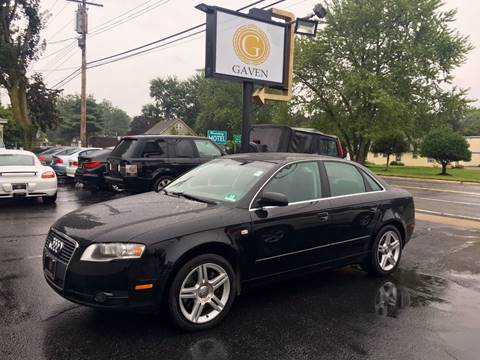 2007 Audi A4 for sale at Gaven Auto Group in Kenvil NJ