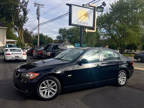 2007 BMW 3 Series for sale at Gaven Auto Group in Kenvil NJ