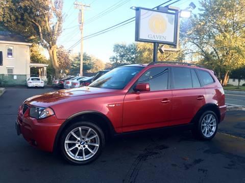 2006 BMW X3 for sale in Kenvil, NJ