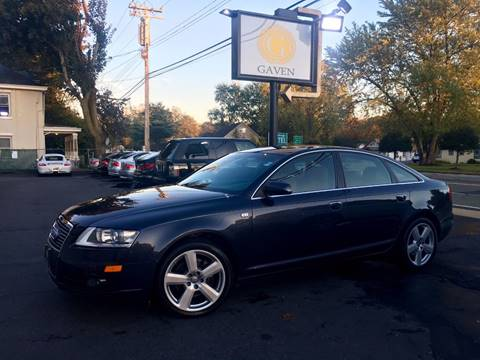 2008 Audi A6 for sale at Gaven Auto Group in Kenvil NJ