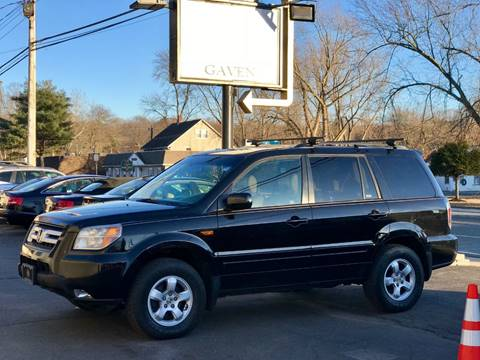2008 Honda Pilot for sale at Gaven Auto Group in Kenvil NJ
