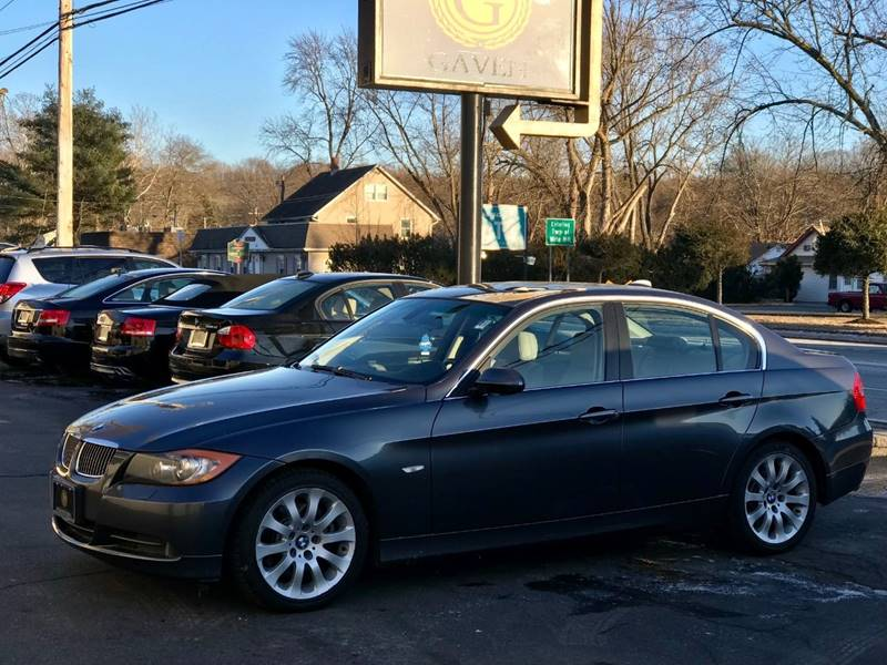 2006 BMW 3 Series for sale at Gaven Auto Group in Kenvil NJ