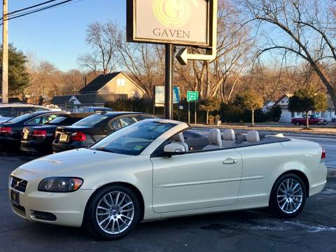 2009 Volvo C70 for sale at Gaven Auto Group in Kenvil NJ