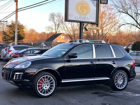 2009 Porsche Cayenne for sale at Gaven Auto Group in Kenvil NJ