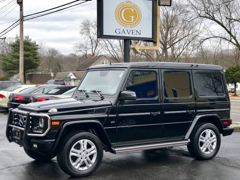 2015 Mercedes-Benz G-Class for sale at Gaven Auto Group in Kenvil NJ