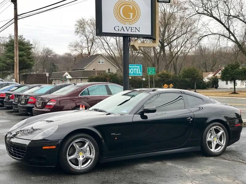 2006 Ferrari 612 Scaglietti for sale at Gaven Auto Group in Kenvil NJ