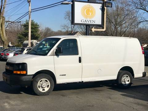2004 Chevrolet Express Cargo For Sale Carsforsale