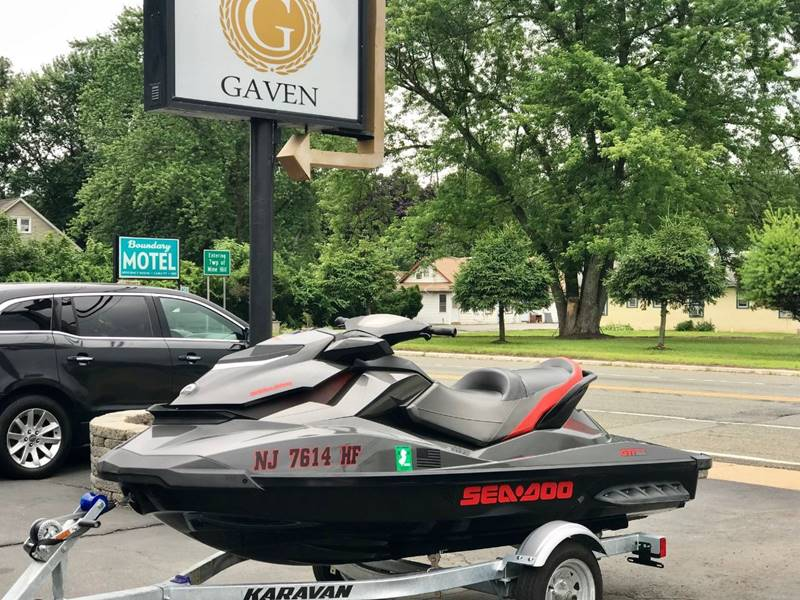 2013 Sea-Doo GTI 155 Limited for sale at Gaven Auto Group in Kenvil NJ