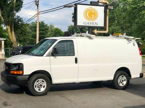 2007 GMC Savana Cargo for sale at Gaven Auto Group in Kenvil NJ